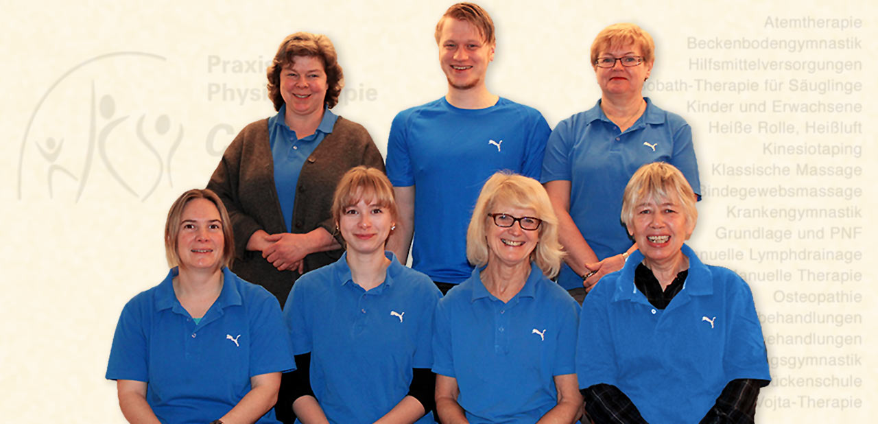 Team Physiotherapie Lübeck-Kücknitz